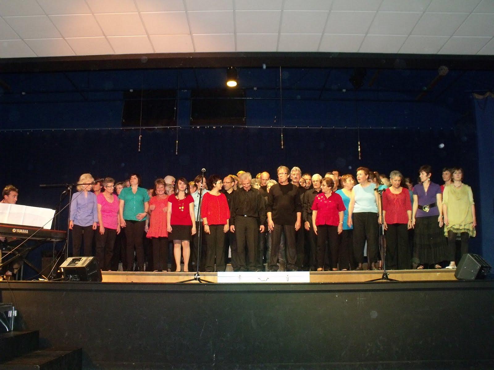 Chorale rencontre esperance